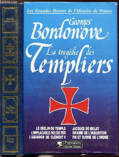 LA TRAGEDIE DES TEMPLIERS - COLLECTION