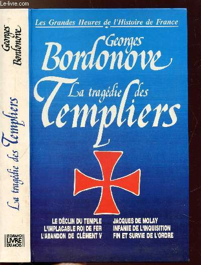 LA TRAGEDIE DES TEMPIERS - COLLECTION