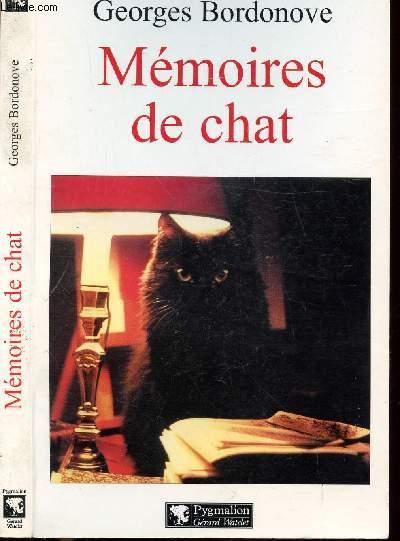 MEMOIRES DE CHAT