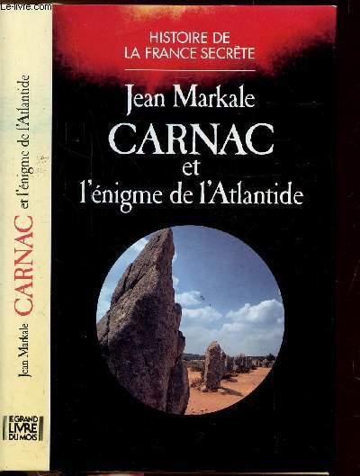 CARNAC ET L'ENIGME DE L'ATLANTIDE - COLLECTION