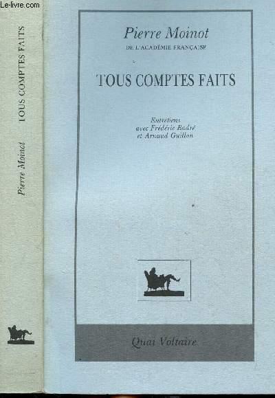 TOUS COMPTES FAITS