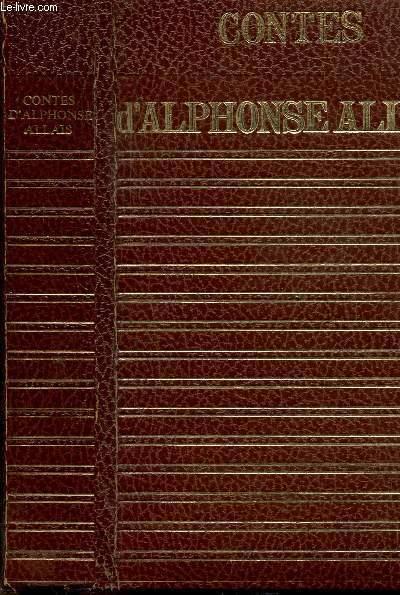 CONTES D'ALPHONSE ALLAIS - COLLECTION CLUB GEANT