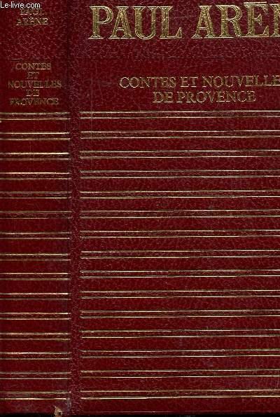 CONTES ET NOUVELLES DE PROVENCE - COLLECTION CLUB GEANT