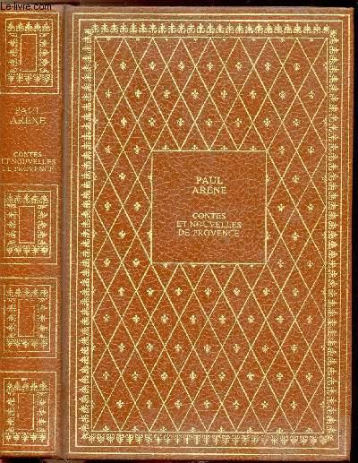 CONTES ET NOUVELLES DE PROVENCE - COLLECTION BIBLIO-LUXE
