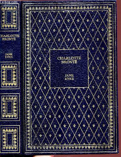 JANE EYRE- COLLECTION BIBLIO-LUXE