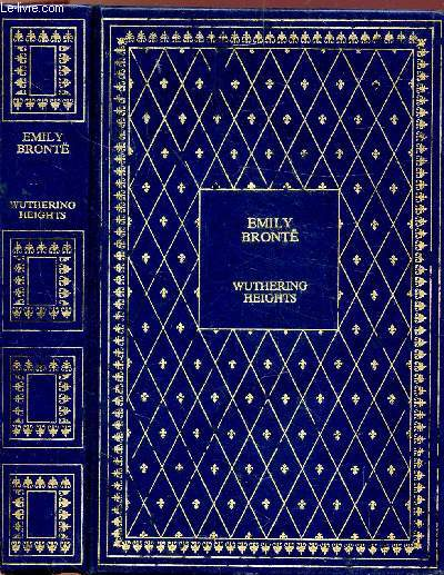WUTHERING HEIGHTS - COLLECTION BIBLIO-LUXE