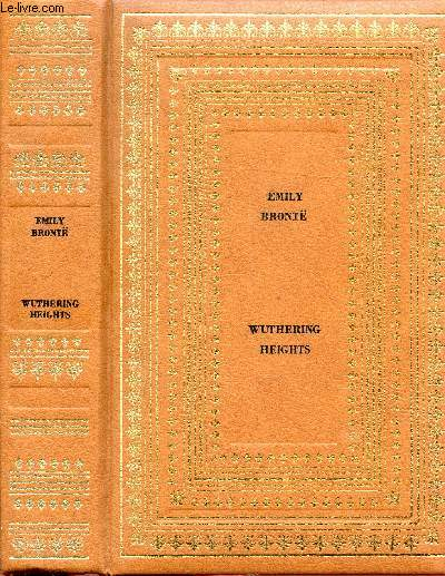 WUTHERING HEIGHTS - COLLECTION CLUB GEANT