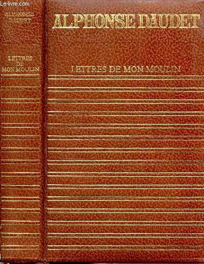 LETTRES DE MON MOULIN - COLLECTION CLUB GEANT