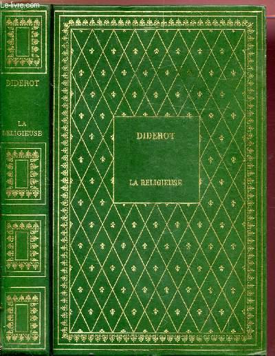 LA RELIGIEUSE - COLLECTION BIBLIO-LUXE