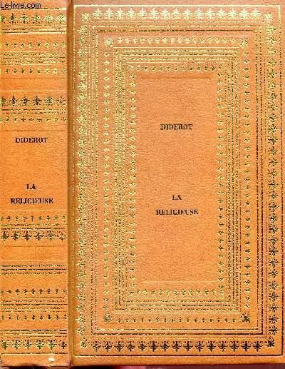 LA RELIGIEUSE - COLLECTION CLUB GEANT CLASSIQUE