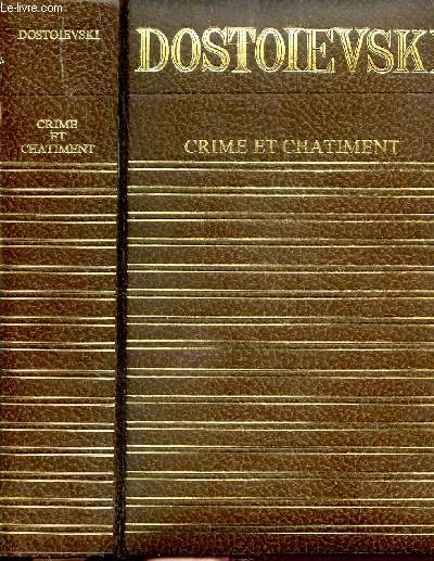 CRIME ET CHATIMENT - COLLECTION CLUB GEANT