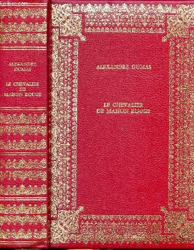 LE CHEVALIER DE MAISON ROUGE - COLLECTION VERSAILLES - LES CHEFS-D'OEUVRE DE LA LITTERATURE MONDIALE