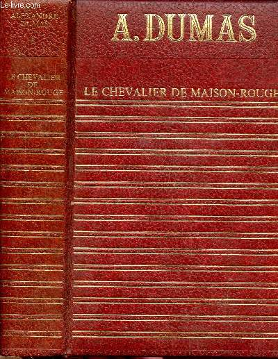 LE CHEVALIER DE MAISON-ROUGE - COLLECTION CLUB GEANT