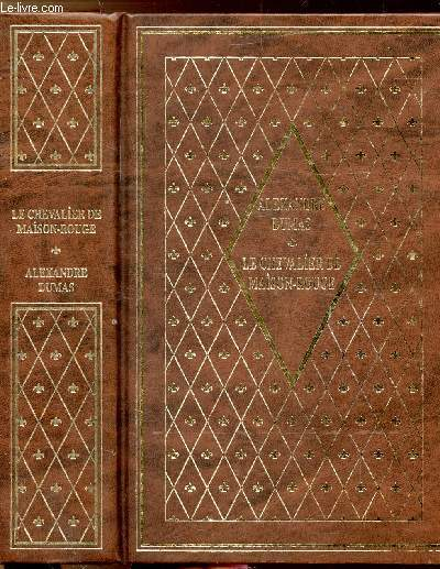 LE CHEVALIER DE MOULIN-ROUGE - COLLECTION BIBLIO-LUXE