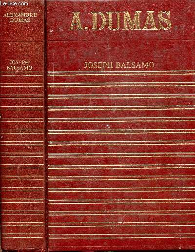 JOSEPH BALSAMO - COLLECTION CLUB GEANT
