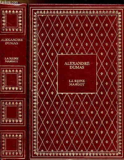 LA REINE MARGOT - COLLECTION BIBLIO-LUXE