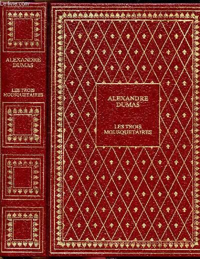 LES TROIS MOUSQUETAIRES - COLLECTION BIBLIO-LUXE