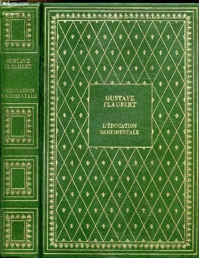 L'EDUCATION SENTIMENTALE - COLLECTION BIBLIO-LUXE