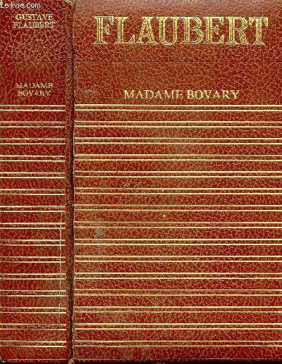 MADAME BOVARY - COLLECTION CLUB GEANT