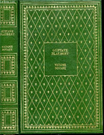 MADAME BOVARY - COLLECTION BIBLIO-LUXE