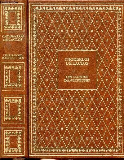 LES LIAISONS DANGEREUSES - COLLECTION BIBLIO-LUXE