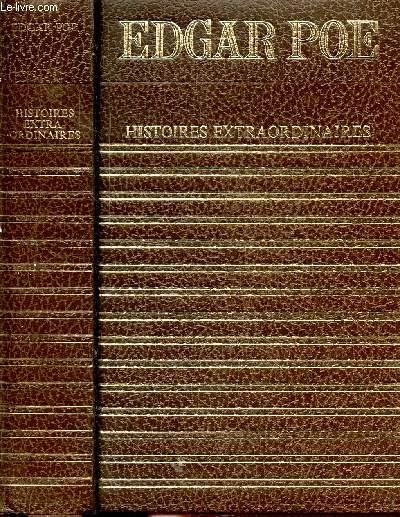 HISTOIRES EXTRAORDINAIRES - NOUVELLES HISTOIRES EXTRAORDINAIRES - COLLECTION CLUB GEANT