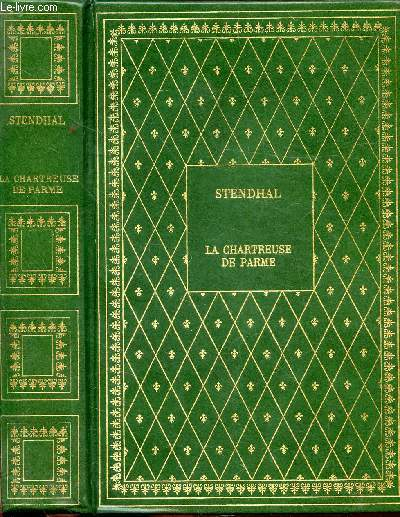 LA CHARTREUSE DE PARME - COLLECTION BIBLIO-LUXE