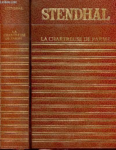 LA CHARTREUSE DE PARME - COLLECTION CLUB GEANT CLASSIQUE