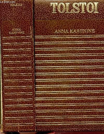 ANNA KARENINE - COLLECTION CLUB GEANT