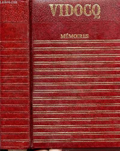 LES MEMOIRES DE VIDOCQ - COLLECTION CLUB GEANT