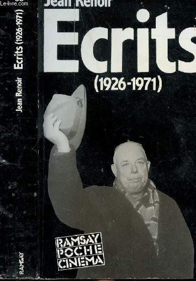 ECRITS (1926-1971) - COLLECTION RAMSAY POCHE CINEMA N°66