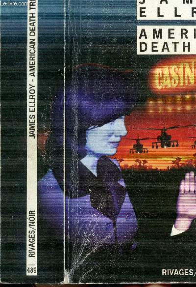 AMERICAN DEATH TRIP - COLLECTION RIVAGES/NOIR N°489