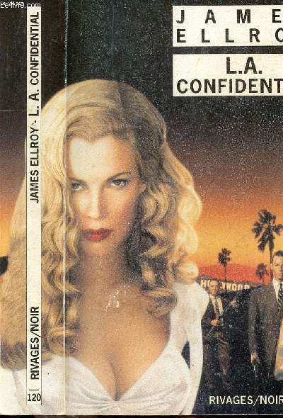 L.A. CONFIDENTIAL - COLLECTION RIVAGES/NOIR N°120