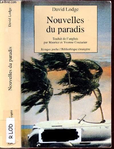 NOUVELLES DU PARADIS - COLLECTION RIVAGES POCHE / BIBLIOTHEQUE ETRANGERE N°124