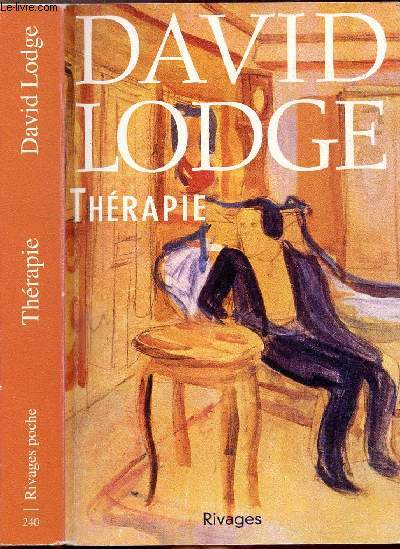 THERAPIE - COLLECTION RIVAGES POCHE N°240