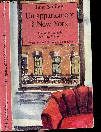 UN APPARTEMENT A NEW YORK - COLLECTION RIVAGES POCHE / BIBLIOTHEQUE ETRANGERE N°218