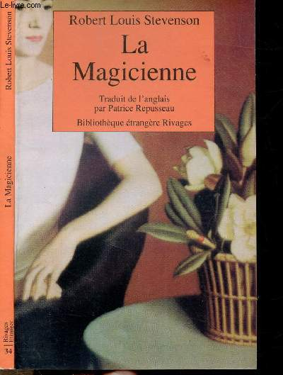 LA MAGICIENNE - COLLECTION RIVAGES POCHE / BIBLIOTHEQUE ETRANGERE N°34