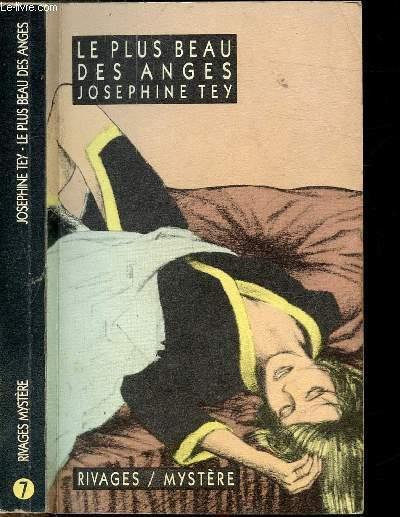 LE PLUS BEAU DES ANGES - COLLECTION RIVAGES MYSTERE N°7
