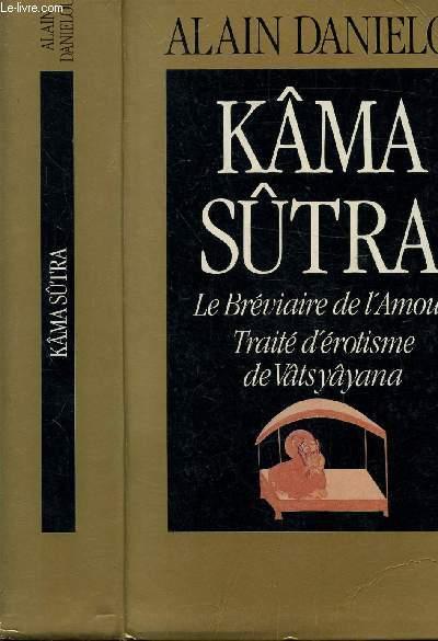 KAMA SUTRA - LE BREVIAIRE DE L'AMOUR