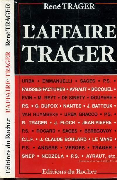 L'AFFAIRE TRAGER