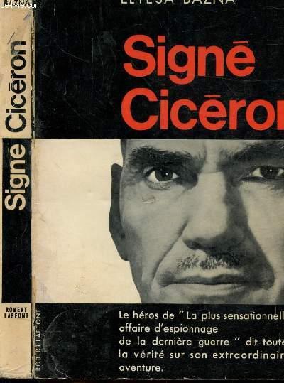 SIGNE CICERON