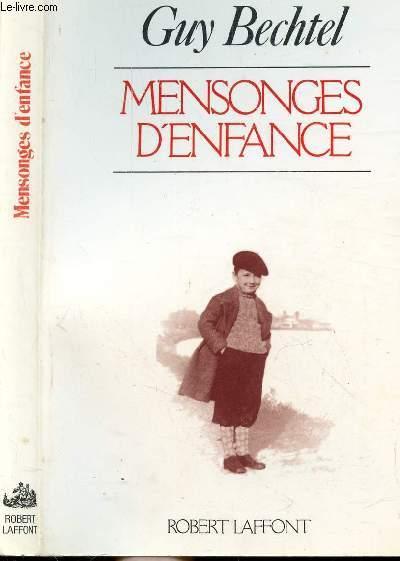 MENSONGES D'ENFANCE