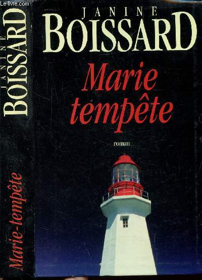 MARIE TEMPETE