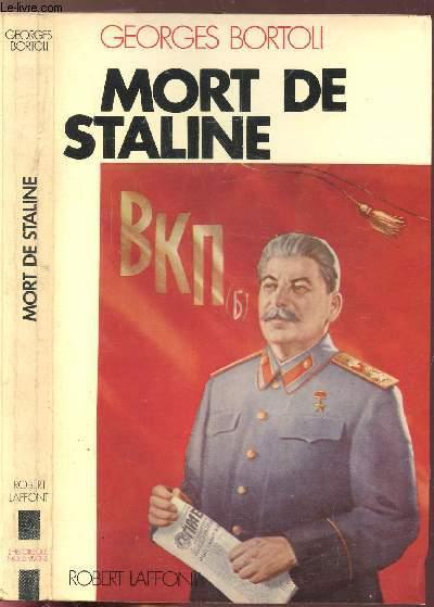 MORT DE STALINE