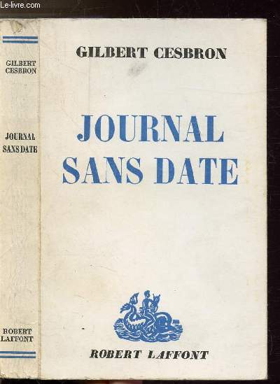 JOURNAL SANS DATE