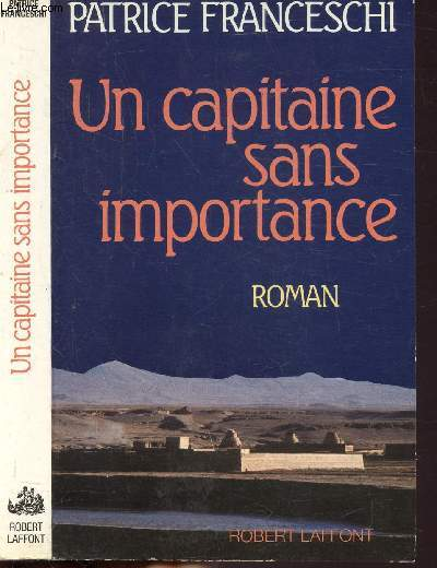 UN CAPITAINE SANS IMPORTANCE