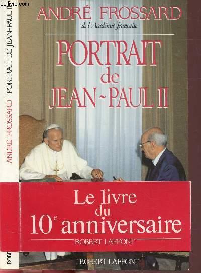 PORTRAIT DE JEAN-PAUL II