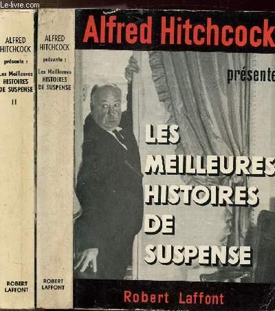LES MEILLEURS HISTOIRES DE SUSPENSE - 2 VOLUMES - TOMES I+ II