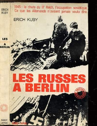 LES RUSSES A BERLIN