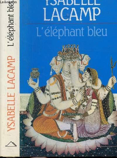 L'ELEPHANT BLEU
